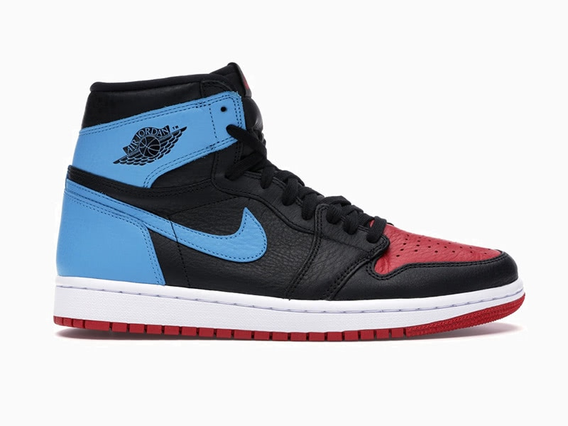 Air Jordan 1 retro high UNC Chicago leather most sought after men sneakers - Luxe Digital
