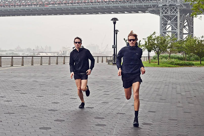best men workout clothing brand district vision - Luxe Digital