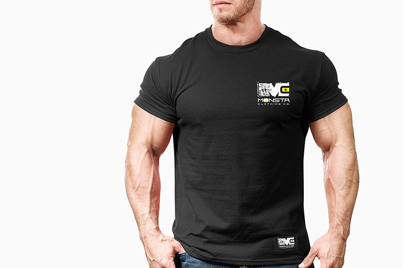 best men workout clothing brand monsta clothing - Luxe Digital