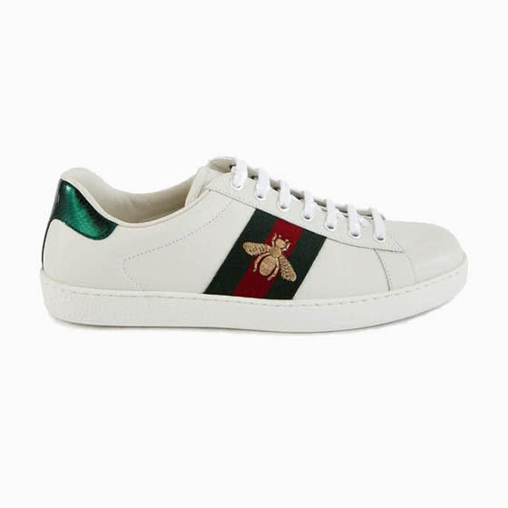 Gucci men ace embroidered sneakers best luxury brands - Luxe Digital