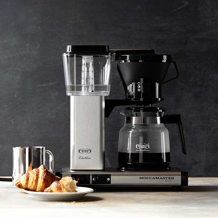 Moccamaster by Technivorm Coffee Maker with Glass Carafe